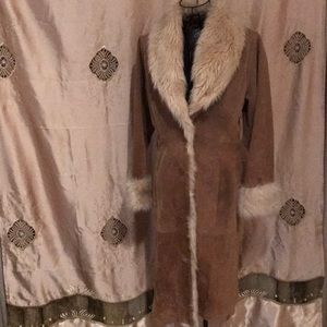 Wilsons Leather Maxima long coat